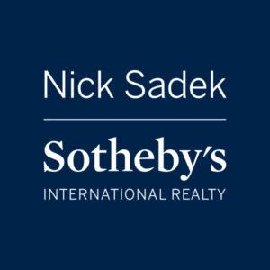 Nick Sadek Sotheby's logo