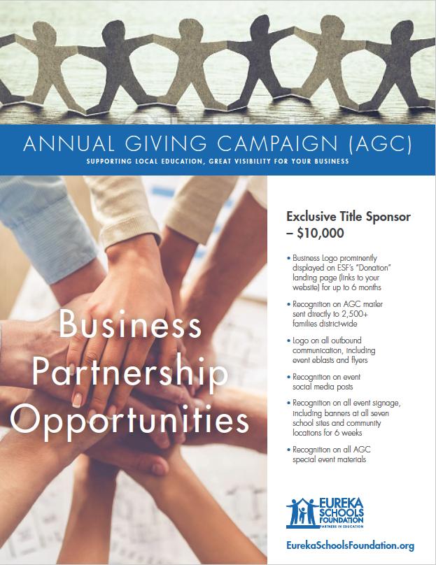 AGC sponsor info